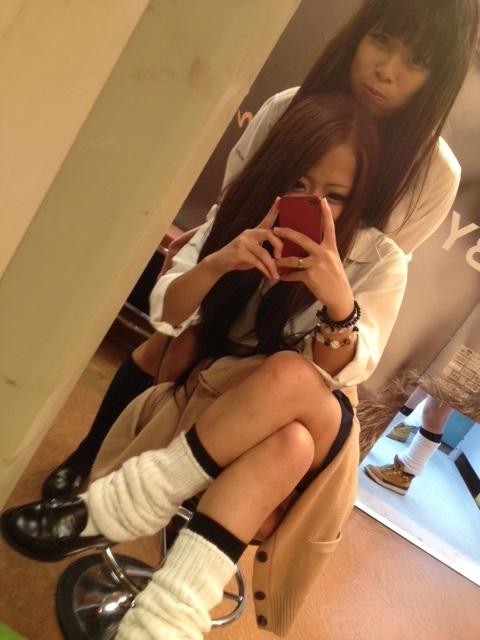 【画像】自撮り女子高生かわいすぎwwww