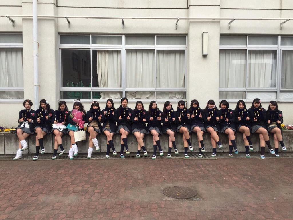 【画像】総勢84人の女子高生を見たい奴ちょっとこい