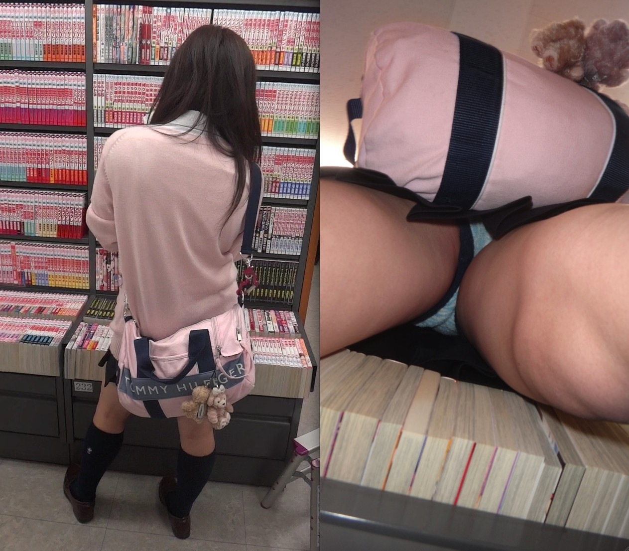 【画像】女子高生の下着に興味ある奴集合ぞwwww