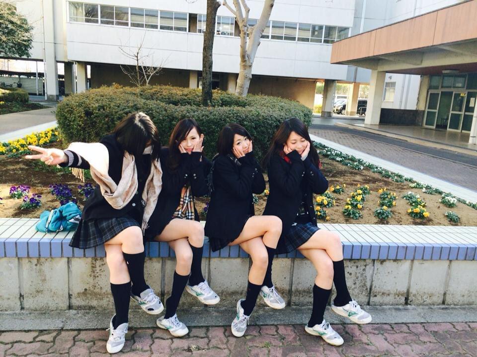 【画像】女子高生の集合写真撮りまーすwwww