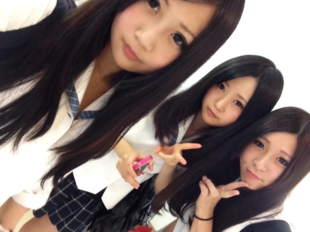 【画像】女子高生の自撮り画像に萌え萌えwwww