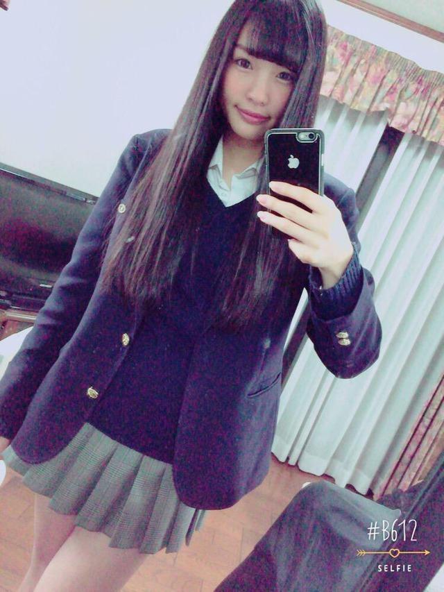 【画像】かわいい女子高生の自撮り写真集