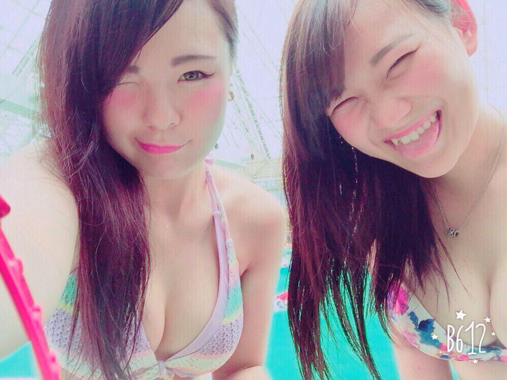 【画像】みんな大好き女子高生水着画像