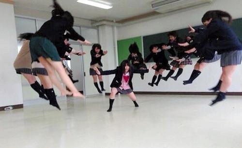 【画像】友達といるとこんなんになっちゃう女子高生wwww