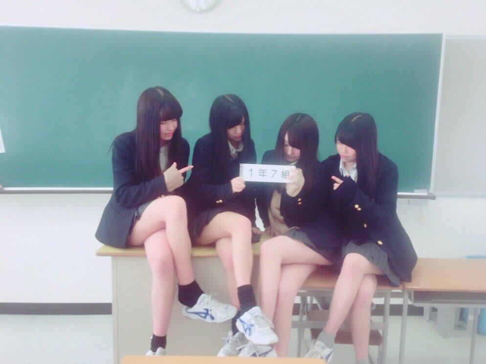 【画像】女子高生大集合な写真集