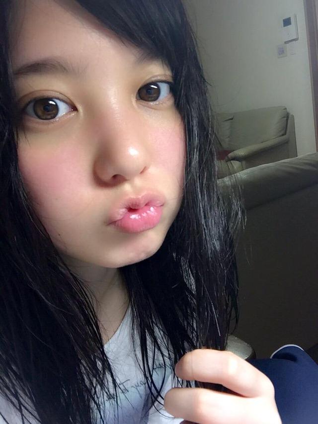 【画像】こんな待ち受けにしたい女子高生自撮り写真集
