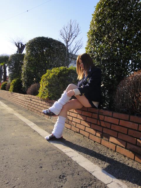 【画像】女子高生のルーズソックス大好きだよね?