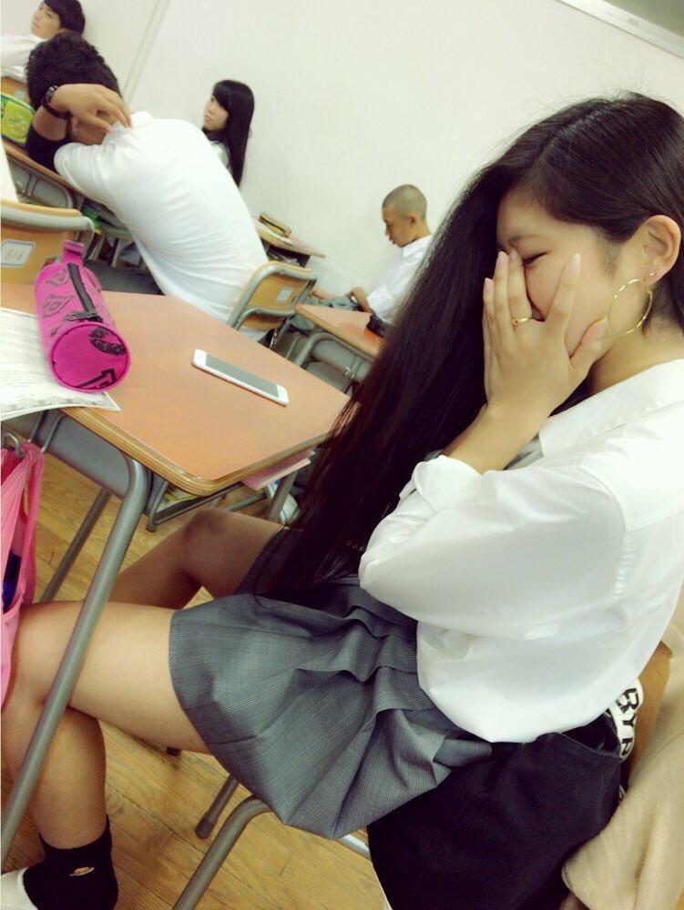【画像】JKの青春学校生活写真集wwww