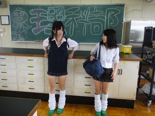 【画像】学校で元気なJK写真集