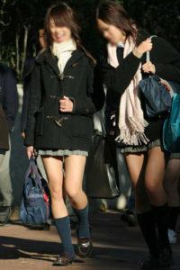 【画像】女子高生街撮りコレクション