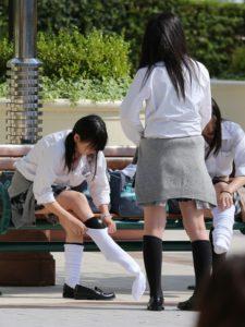【画像】女子高生ってやっぱり制服が良いんだよな