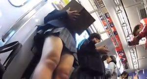 【動画】女子高生はやっぱりここからの視点がドエロいよなwww