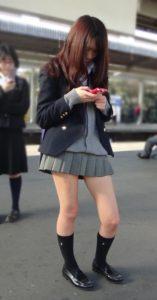 【画像】現実で会ったら脳内に画像保管してしまう女子高生さん
