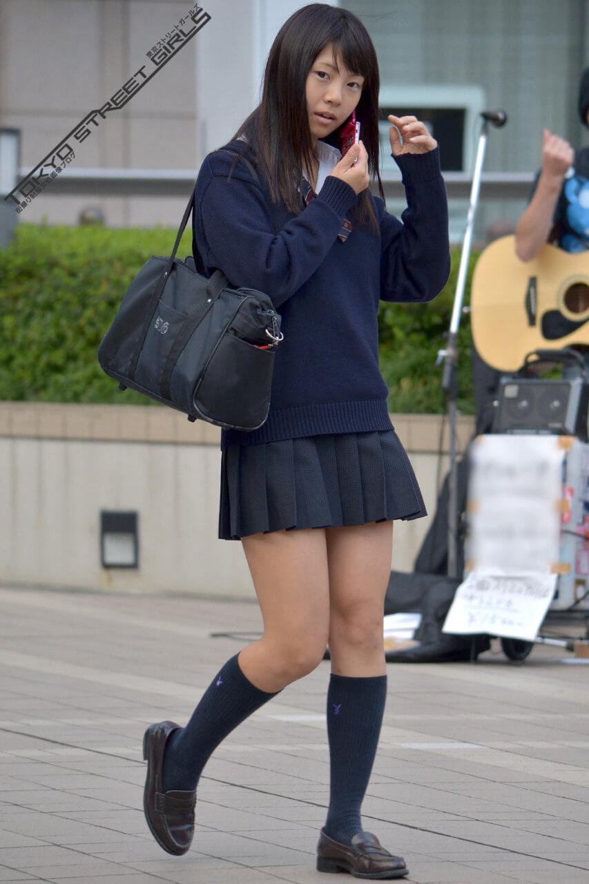 街撮り 美人JK 顔出し モザなしjk東京ストリートガールズ 東京ストリートガールズ  盗撮写真 JKちゃんねる