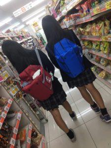 【画像】JKちゃん街撮り写真