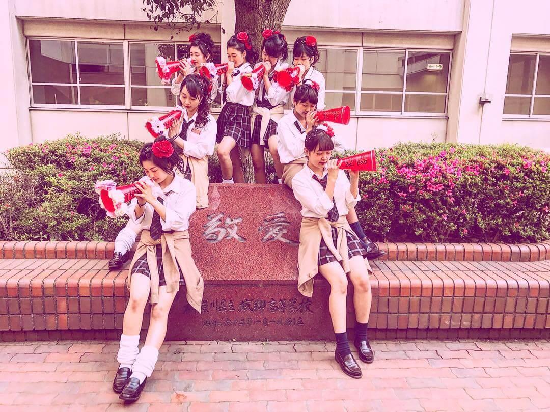 【画像】これが新栄に続く殿堂入りの城郷JKだ!(ヨミワカランカッタ)
