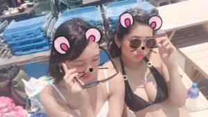 【画像】夏が待ち遠しい時は女子高生の水着画像で