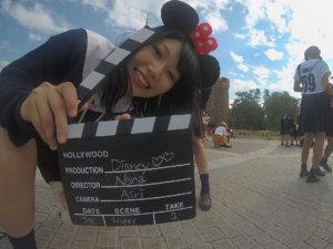 【画像】女子高生と制服ディズニーがしたい【募集】
