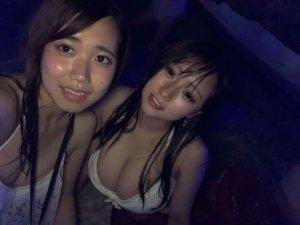 【画像】女子高生のドスケベな水着姿が見放題の良い時代に・・・