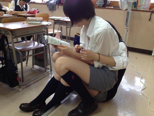 【画像】上級ナチュラル美人な慶應女子高生様