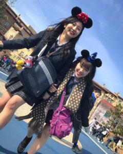 【画像】女子高生とディズニー行ってきたに使っていいよ
