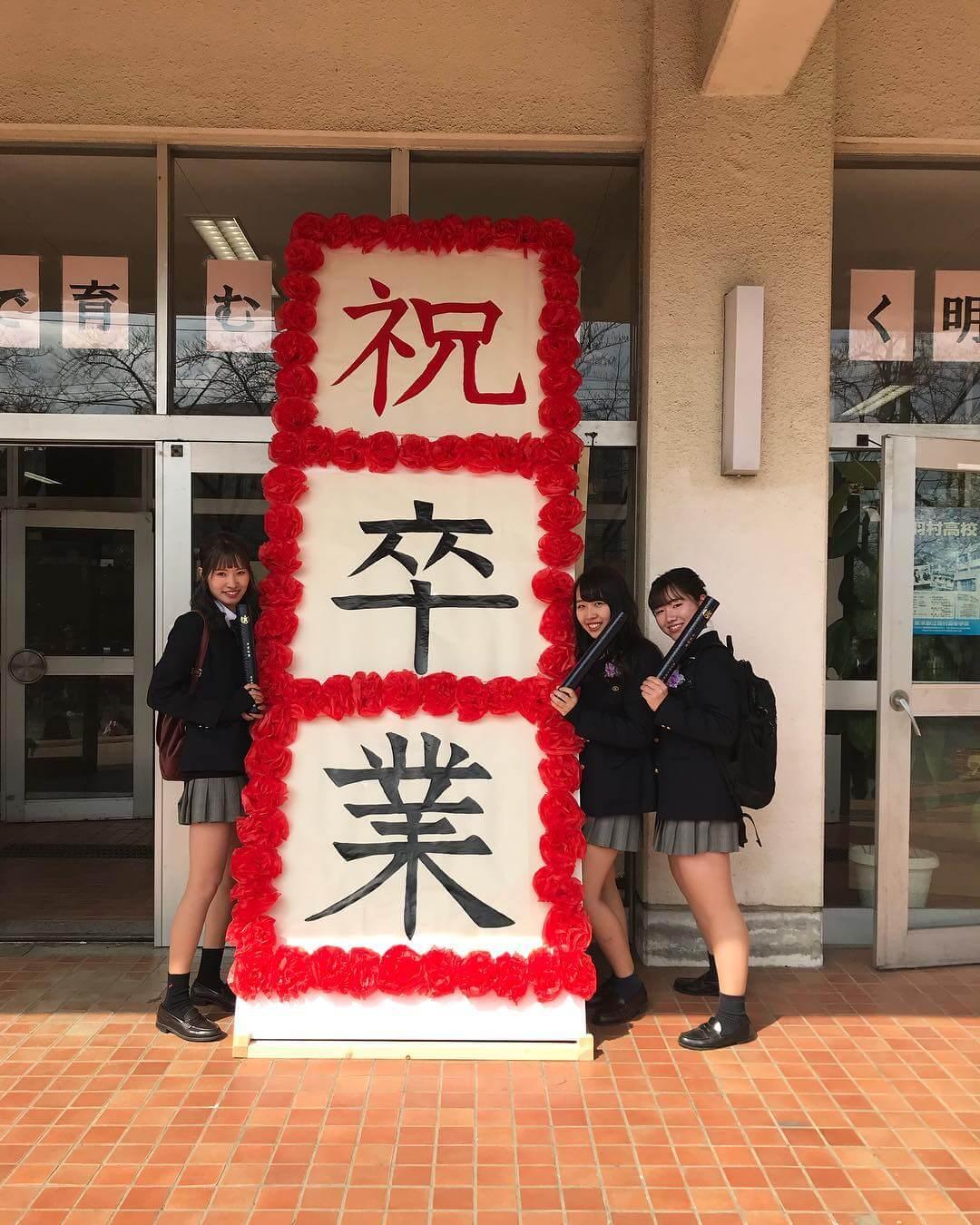 【画像】羽村JKという東京の田舎女子高生を知ってるか?
