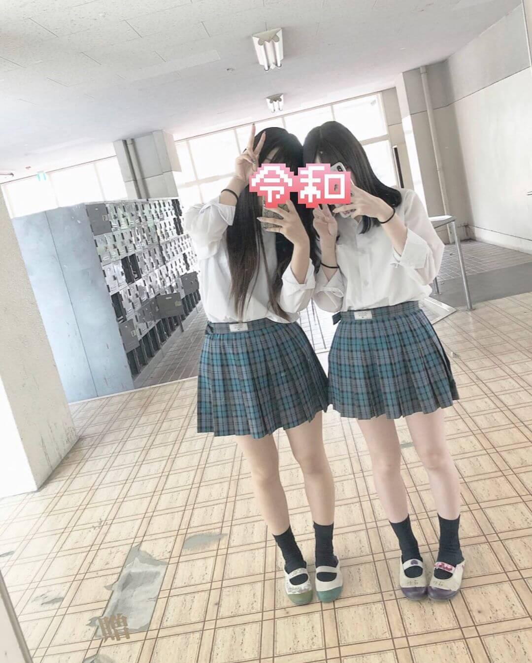 【画像】イケイケな新栄JKをおかずにシコシコしてみる?