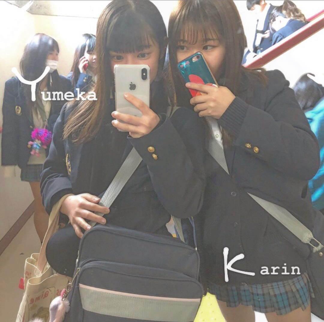 【画像】新栄女子高生のキラキラ感に地味男性は淘汰される写真