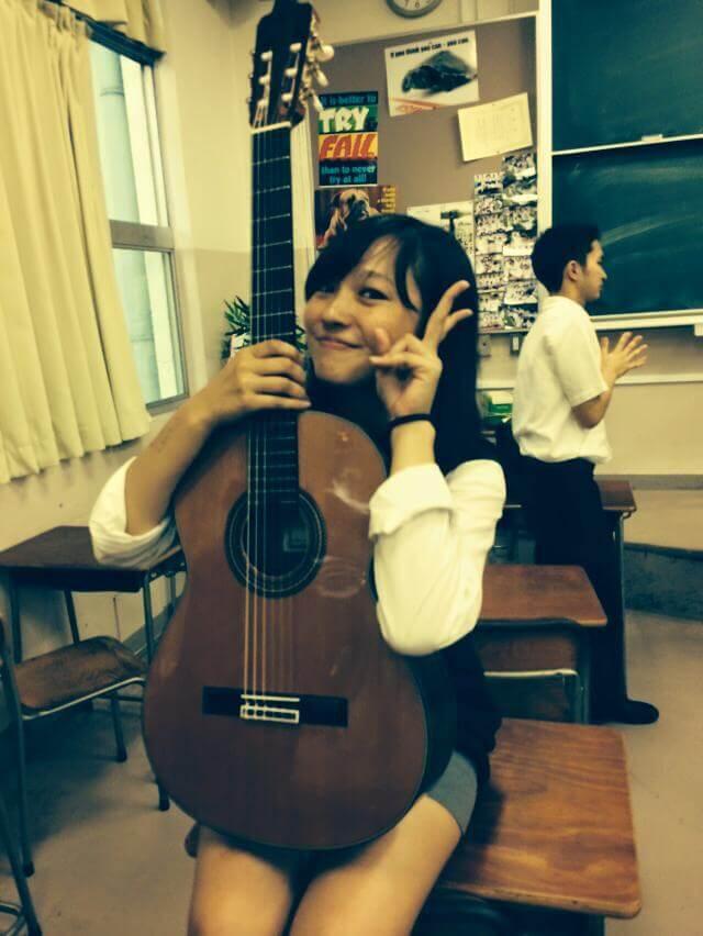 【画像】ナチュラル美人な慶應女子高生様