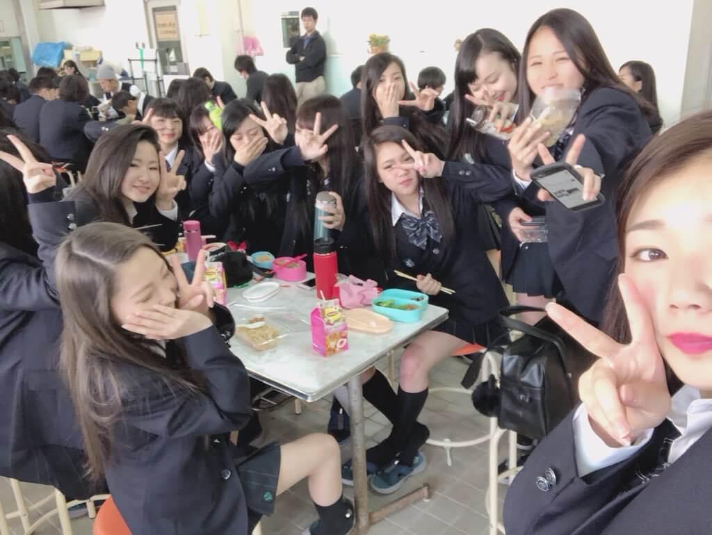 【画像】ダークホースとなるか、長野北JK特集