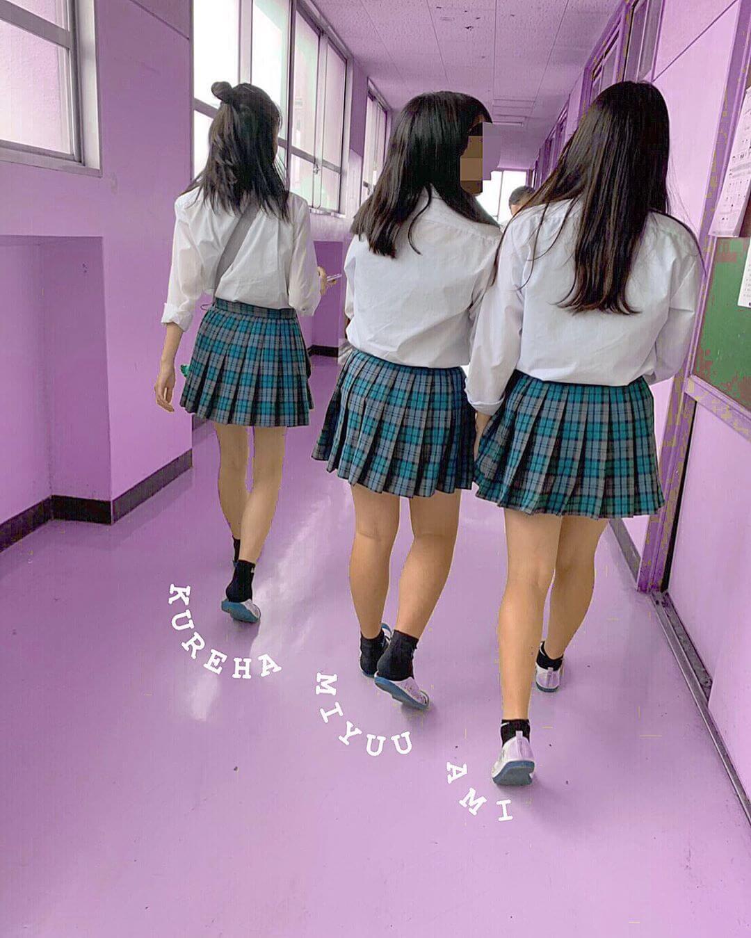 【画像】なにかとネットで話題の新栄JKがSNSに上げる画像