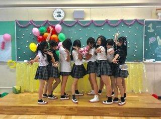 【画像】学校のイベントで女子高生ともっと青春しとけば・・・