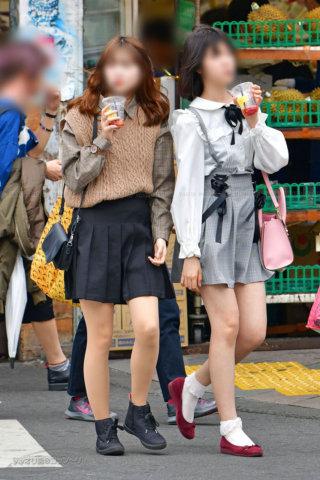 【画像】10代JK私服の背伸びしてる感が好きな男おるよな?ww