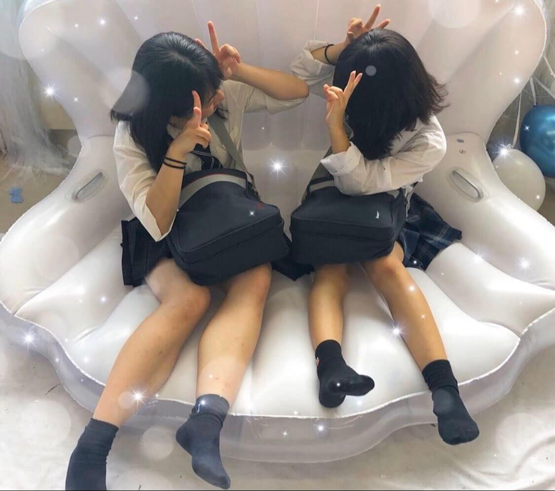 【画像】文化祭ではっちゃける女子高生といちゃいちゃした青春が懐かしい・・・
