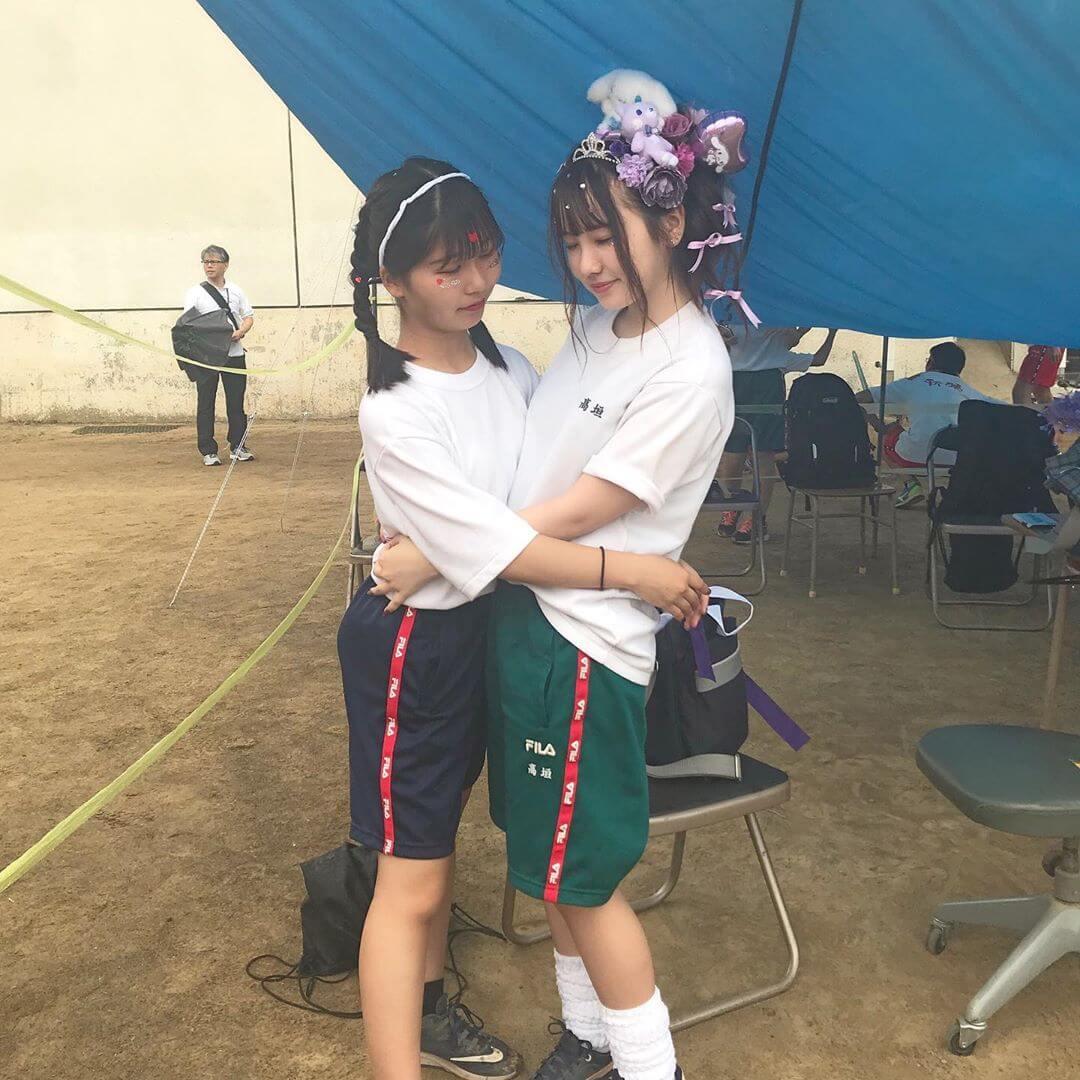 【画像】みんな大好き新栄JKの色んなシチュ写真で抜きまくろう!