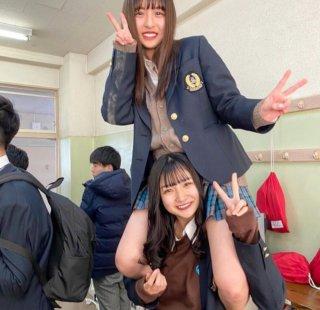 【画像】現状、新栄JKみたいなカワイイ子が集結した学校ないやろ?