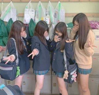 【画像】新栄JKってカワイイ子ばっかだからそりゃ狙われるわな・・・