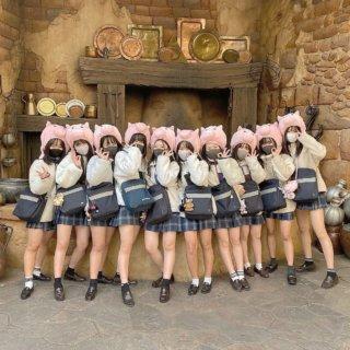 【画像】もはや女子高生を見る為にTDLに行こうかと思える写真