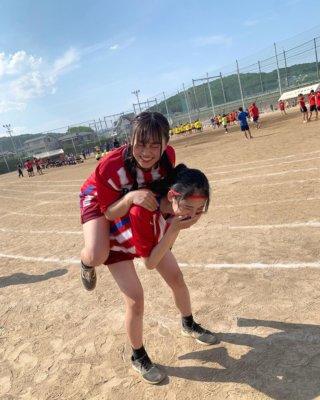 【画像】体育祭で元気いっぱいな女子高生に元気貰おうぜww